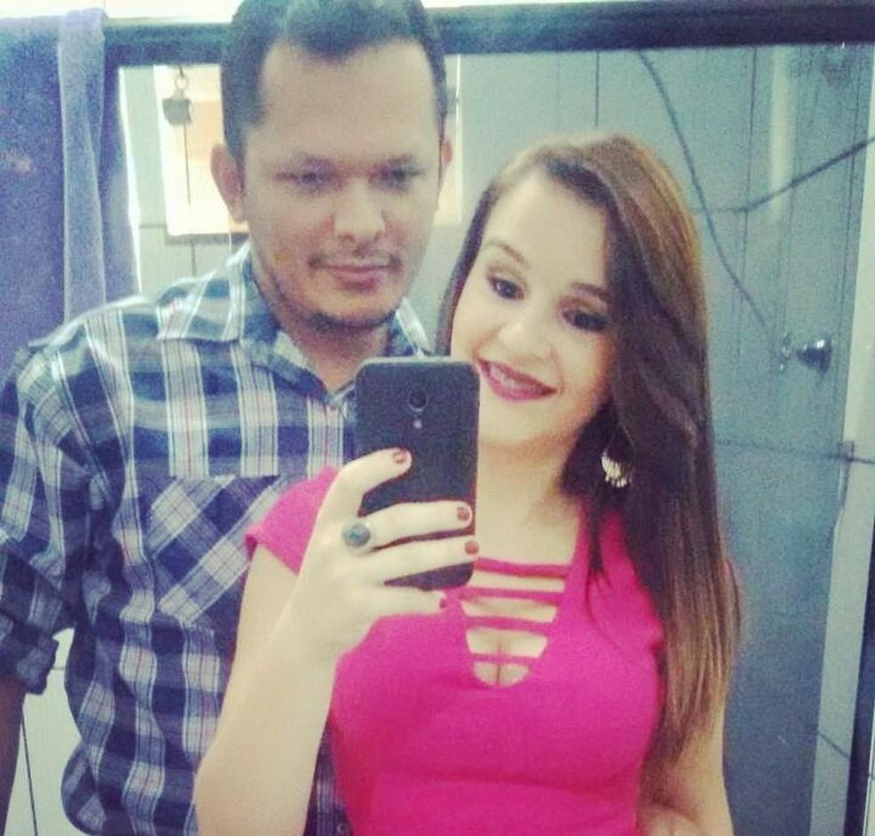 Ismael teria matado Jéssica Moreira Hernandes, de 17 anos, por ciúmes.  — Foto: Facebook/ Reprodução