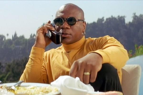 O ator Ving Rhames em cena de Pulp Fiction (1994) (Foto: Reprodução)