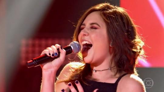 Confira como foi a estreia de Barbara Ferr no 'The Voice Brasil'