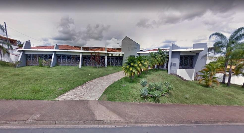 Prefeitura Municipal de Cássia — Foto: Reprodução / Google Maps