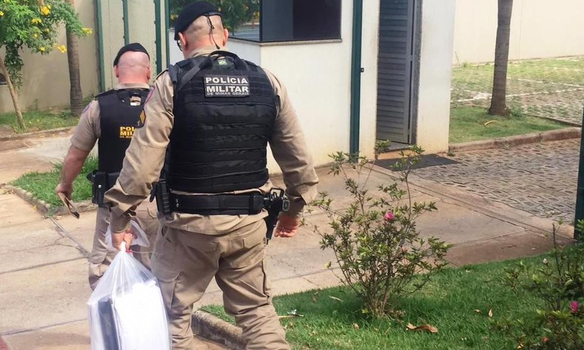Controlador Geral de Araguari é exonerado após ser preso pela Operação 'Poderoso Chefão' - G1