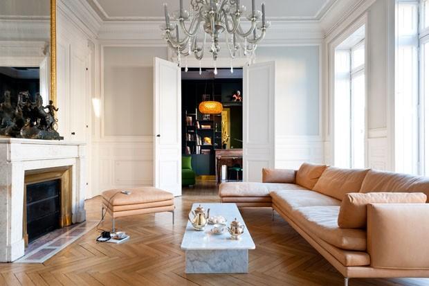 © Julien Fernandez  - Bordeaux - decembre 2012 - Appartement de famille a Bordeaux, France. Architecte d'interieur : Daphne Serrado. (Foto: Julian Fernandez/Divulgação)