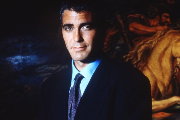 George Clooney interpretou Bruce Wayne em 1997 (Foto: Getty Images)
