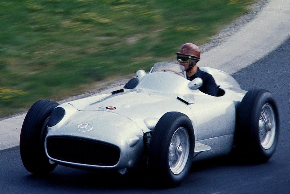Mercedes-Benz W196 Fórmula 1 (Foto: Wikimedia Commons)