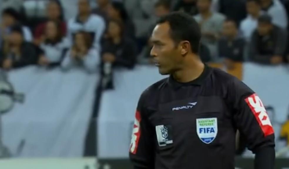 Fábio Pereira deixou quadro FIFA em 2015 (Foto: Reprodução)