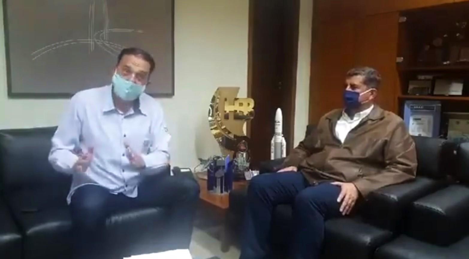Prefeito de São José dos Campos detalha regras para flexibilização do comércio