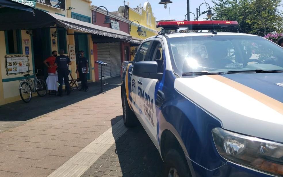 São Sebastião inclui barbearias e lojas de construção entre atividades essenciais — Foto: Prefeitura de São Sebastião/Divulgação