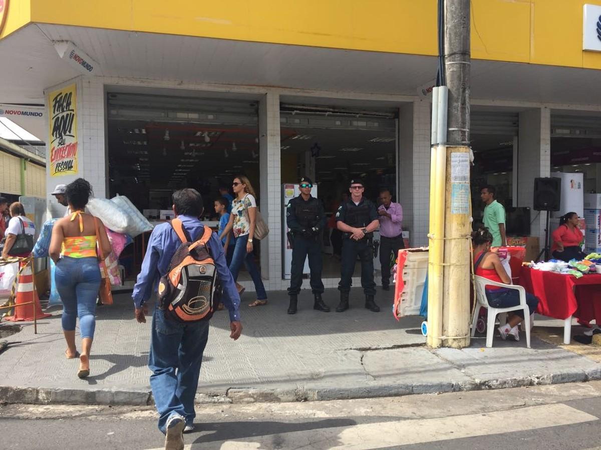 PM faz operações 'Natal Seguro' e 'Corredor Bancário' para evitar assaltos em Boa Vista