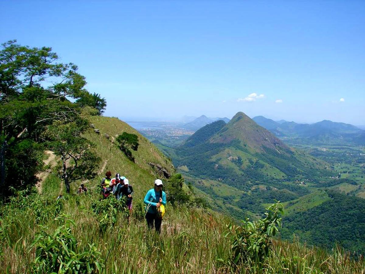 Pico Boaventura é a trilha deste domingo do Circuito Ecológico de Maricá, no RJ