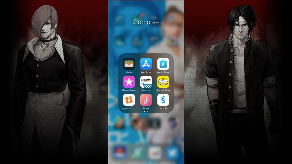 The King of Fighters Allstar: como baixar e jogar o game mobile — Foto: Reprodução/Felipe Vinha