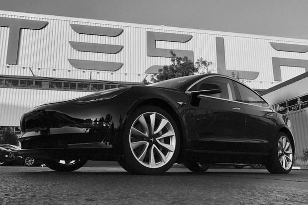 Tesla Model 3 (Foto:  Reprodução / Twitter)