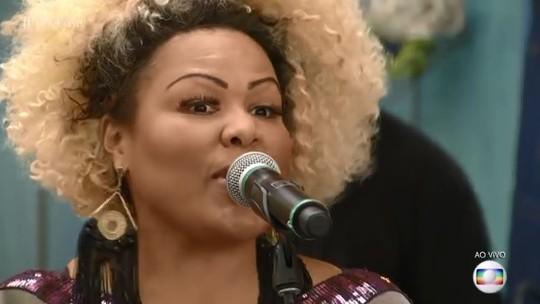 Deise Cipriano, do Fat Family, morre aos 39 anos; confira participações da cantora em programas da Globo