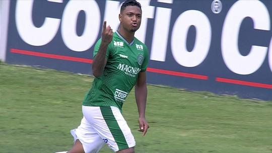 Paraná perde invencibilidade após seis jogos na Série B e fica mais longe do G-4