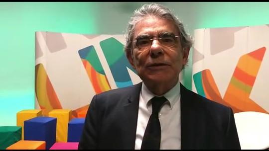 'Supremo fundamentou a decisão', diz Ayres Britto sobre afastamento de Aécio