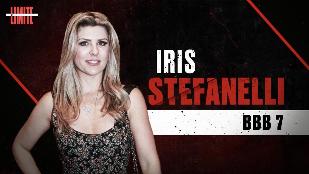 Iris Stefanelli é uma das participantes do 'No Limite' ? Foto: Globo