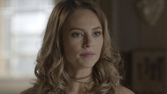 Melissa proíbe Severa de ver Alex