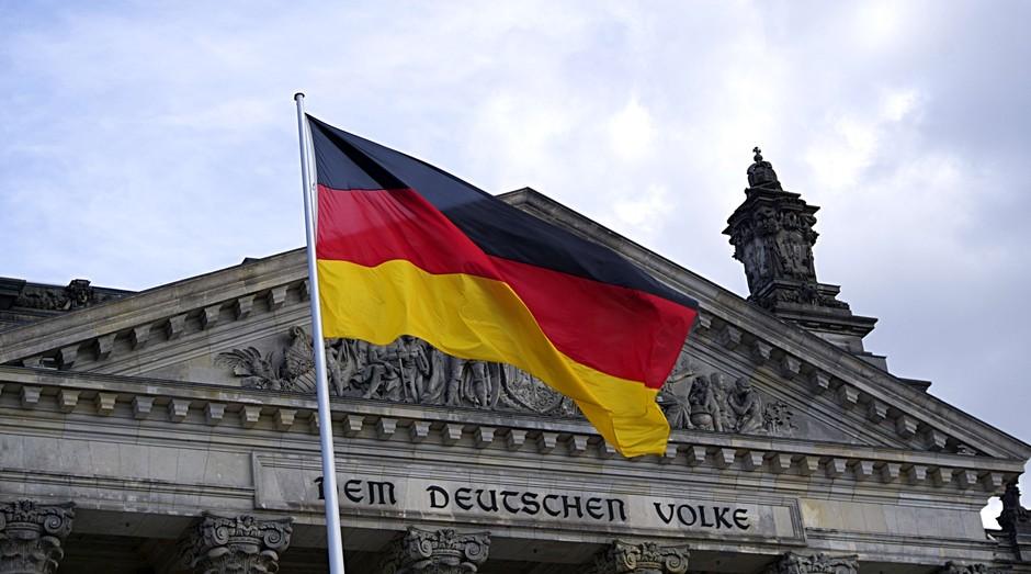 alemanha, bandeira (Foto: Reprodução/Pexels)