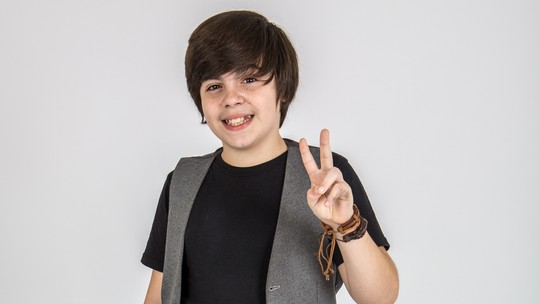 Saiba mais sobre Guilherme Martinez, participante do 'The Voice Kids'