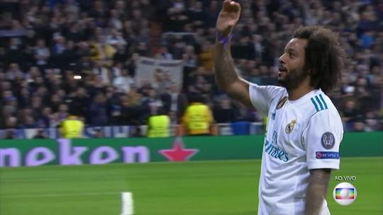 Radar da Seleção: Willian faz dois golaços, mas lesão de Marcelo preocupa