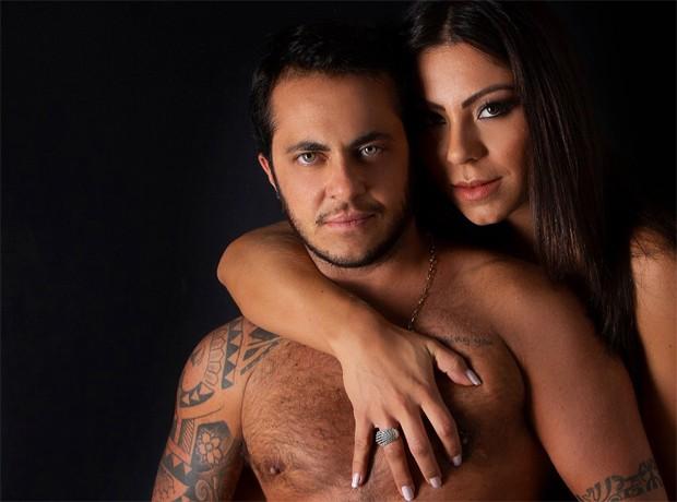 Thammy Miranda e Andressa Ferreira (Foto: Leonardo Santos)