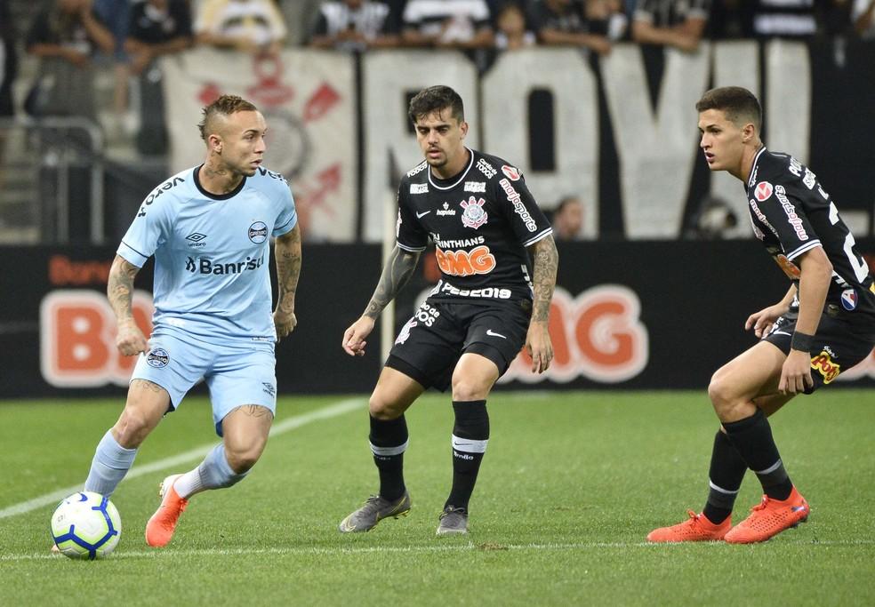 Tricolor usa recuperação na Libertadores como exemplo  — Foto: Marcos Ribolli