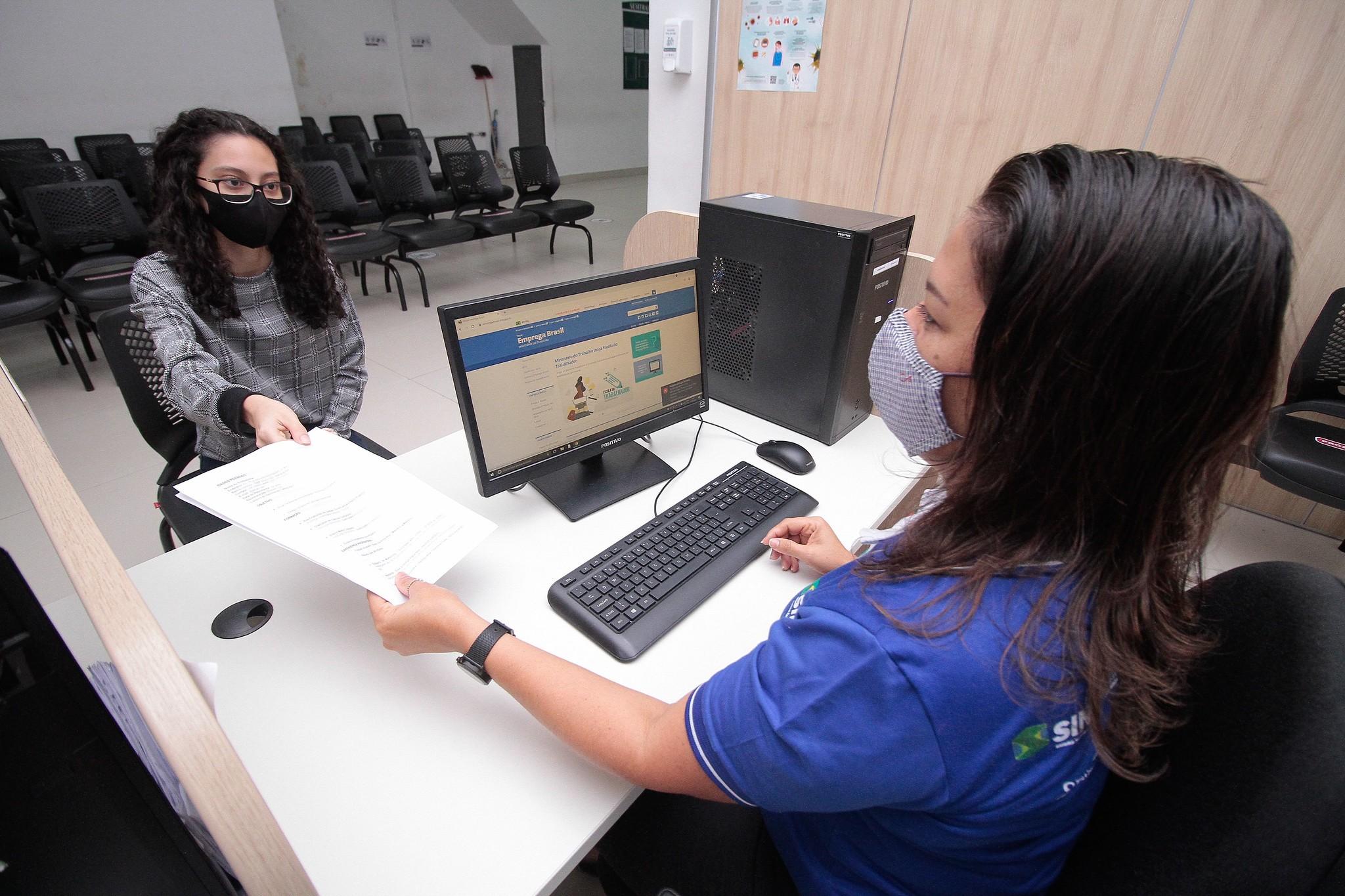 337 vagas de emprego são ofertadas pelo Sine Manaus nesta quarta (4); veja cargos