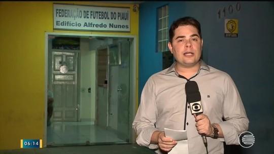 TJD-PI suspende final da Copa Piauí enquanto caso Garcês vai a julgamento
