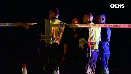 Duas pessoas ficam feridas numa suposta explosão em Austin
