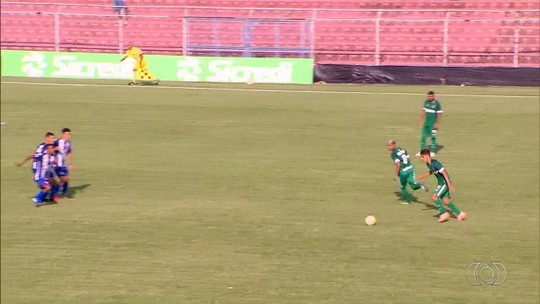Goiás arranca empate com Nacional-SP e avança como líder do Grupo 31 na Copa São Paulo
