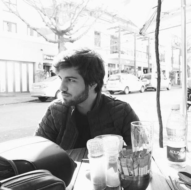 Dudu Guinle, filho de Carol Magalhães (Foto: Reprodução/Instagram)