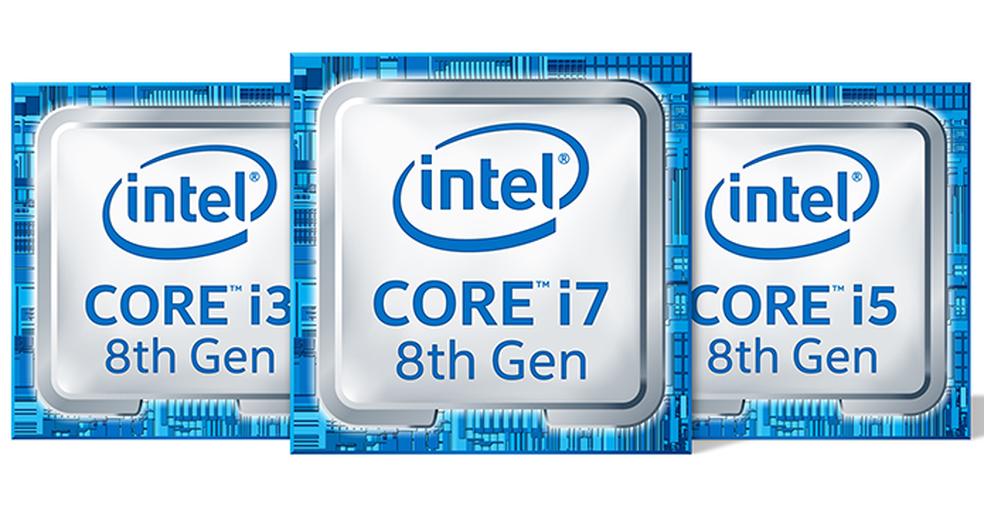 Oitava geração da Intel chegará ao usuário em três arquiteturas diferentes (Foto: Divulgação/Intel)