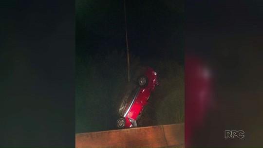 Polícia prende suspeitos de provocar acidente com três mortos, no Paraná