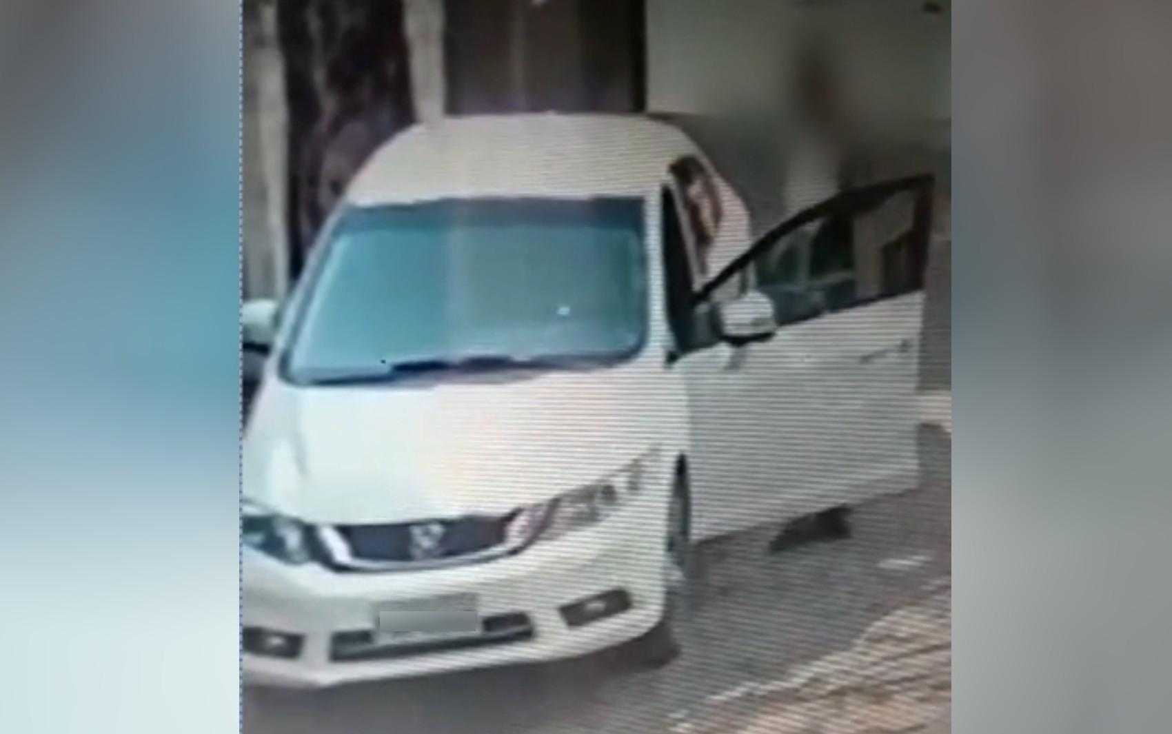 Funcionário de lava a jato furta carro de cliente em Formosa; veja vídeo
