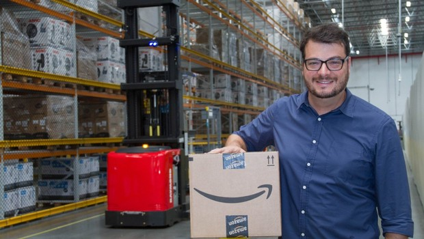 Daniel Mazini, diretor de varejo da Amazon (Foto: Divulgação/Julio Vilela)