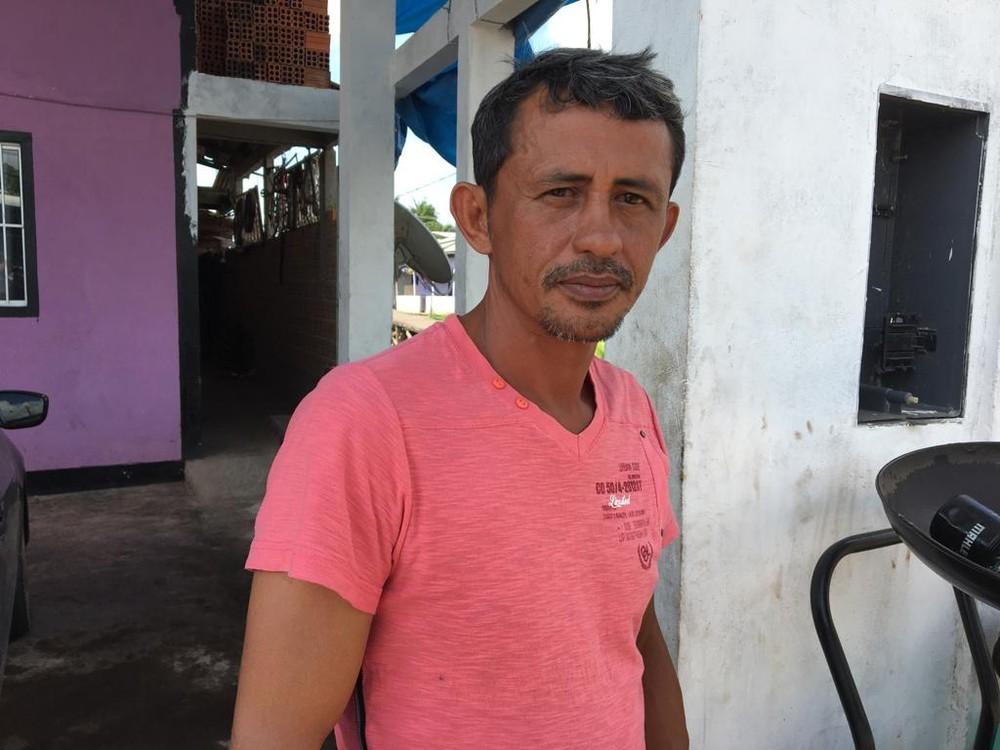 Filho do pintor Edgar Teles teve dengue em 2018 — Foto: Caio Coutinho/G1