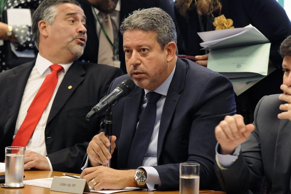 O deputado federal Arthur Lira em imagem de arquivo — Foto: Luis Macedo/Câmara dos Deputados