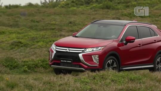 Mitsubishi Eclipse Cross vira nacional e ganha novas versões a partir de R$ 129.990