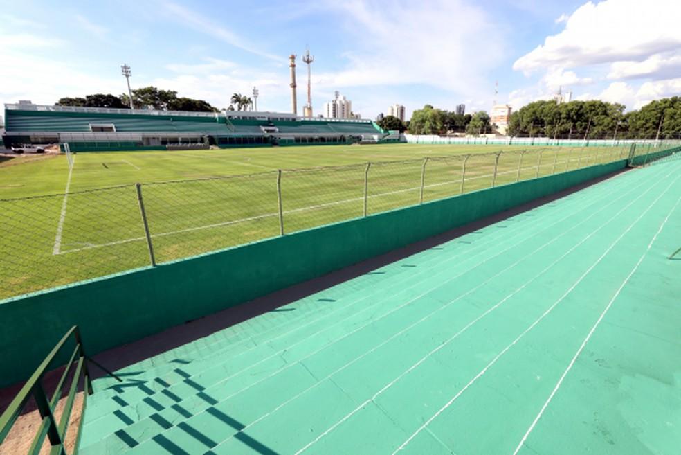 Dutrinha não será mais palco da partida entre Cuiabá e Grêmio — Foto: Luiz Alves/Prefeitura de Cuiabá