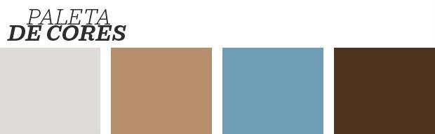 Décor do dia: sala de jantar integrada ganha buffet azul (Foto: Reprodução)