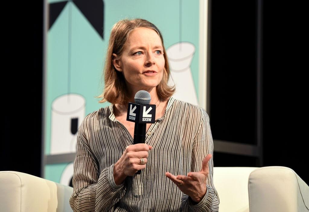 A atriz e diretora Jodie Foster, durante o SXSW 2019 (Foto: Photo/Getty Images for SXSW)