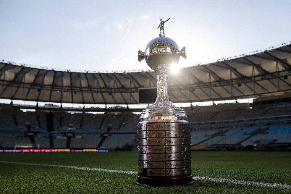 A fase de grupos da Libertadores começa no dia 20 de abril — Foto: Conmebol