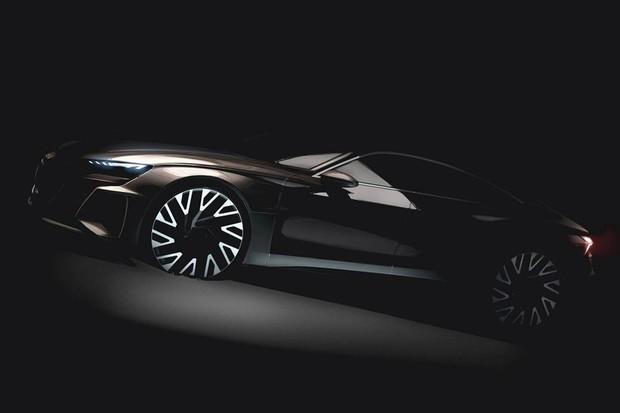 Audi e-Tron GT (Foto: Divulgação)
