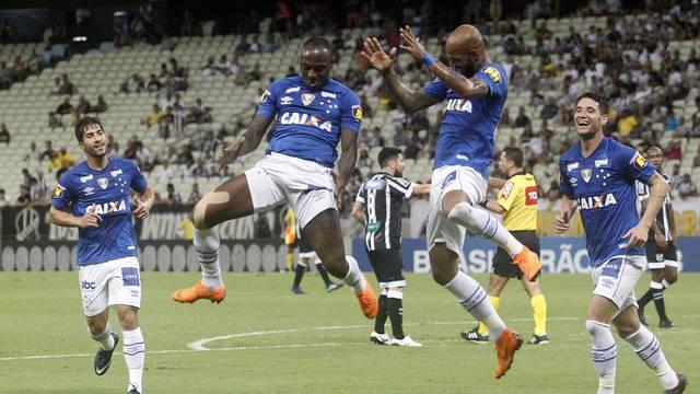 Ceará x Cruzeiro