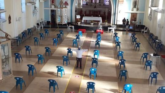 Foto: (Padre José Nilton Matias / Arquivo pessoal )