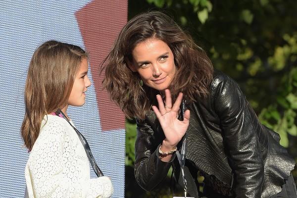 Katie Holmes revela que Suri Cruise doa brinquedos para crianças carentes (Foto: Getty Images)