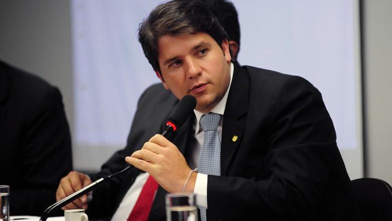 O ex-deputado Luiz Argôlo, preso após ser condenado na Operação Lava Jato (Foto: Lúcio Bernardo Jr/Agência Câmara dos Deputados)