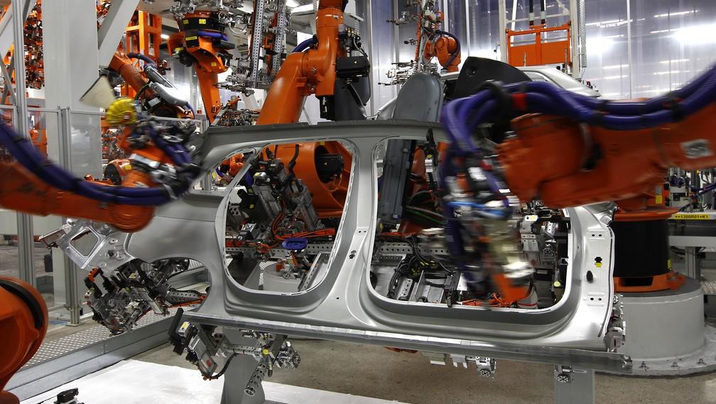 Indústria 4.0 deve beneficiar oito áreas nos próximos anos (Foto: Reuters)