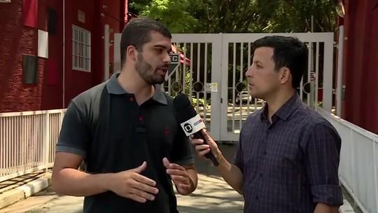 Alexandre Pato faz golaço de cobertura em treino do São Paulo; veja o vídeo