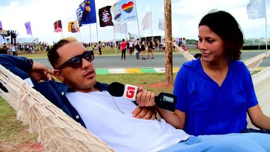 Lollapalooza: resumo do 1º dia do festival em fotos, gifs, vídeo e textos