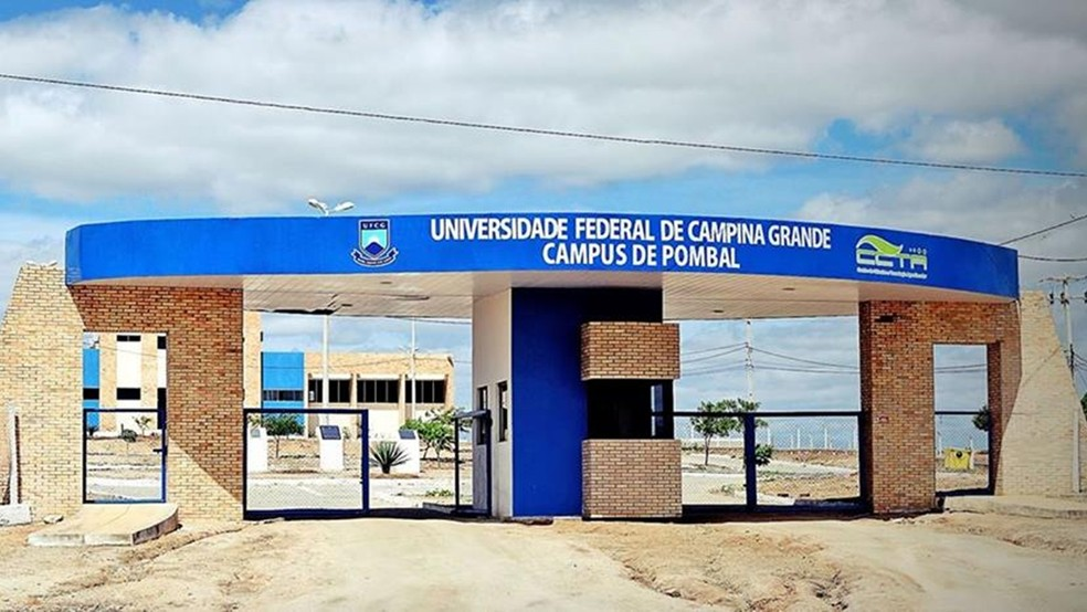 UFCG, Campus Pombal, Paraíba (Foto: Reprodução/Facebook/CCTA-Campus-Pombal)